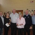 Norman & Sue Webster, Ian Bell, Lynn & Peter Terblanche & Gary Lees (Steenberg Golf Club)
