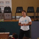 Matt Botha, Events Manager, Bobs for Good foundation