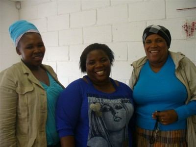 Hazel, Pikiswa &  Ncembekazi on SABC 3 EXPRESSO Show