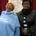 Never too old to learn: Westlake's Maria Oosthuizen & a 75 yr old learner from Hanover Park