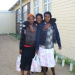 MANDELA DAY - 67 FOOD PARCELS X 2  - IN 67 MINUTES!!! 003