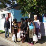 MANDELA DAY - 67 FOOD PARCELS X 2  - IN 67 MINUTES!!! 014