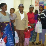 MANDELA DAY - 67 FOOD PARCELS X 2  - IN 67 MINUTES!!! 020