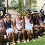 Grade R dancers