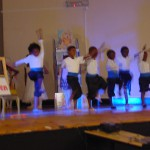The Emmanuel Educare Toyshop dancers